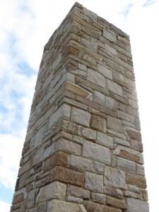 sand stone tower